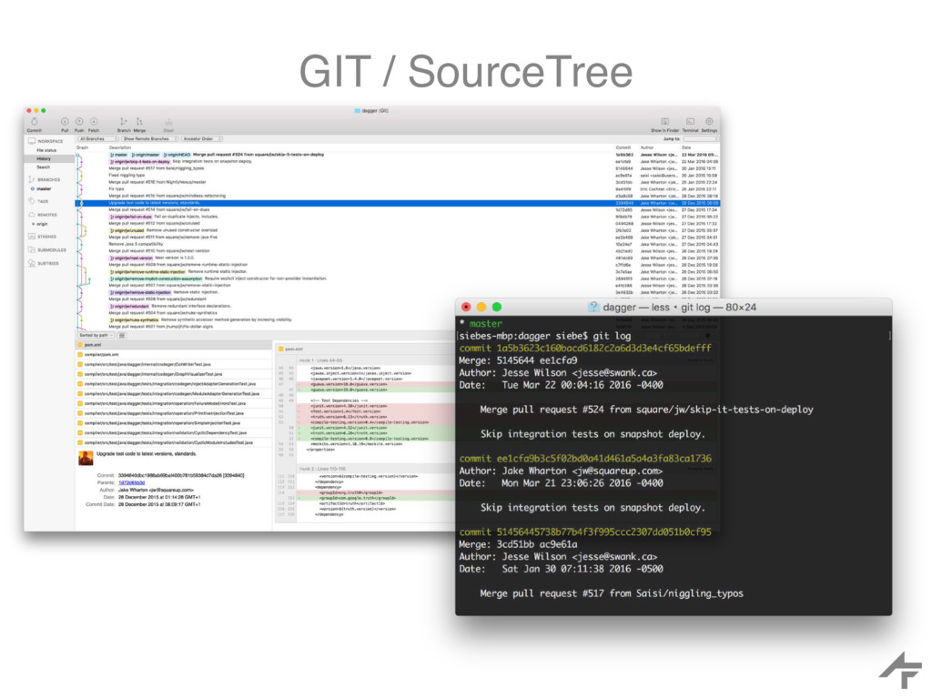 GIT / SourceTree