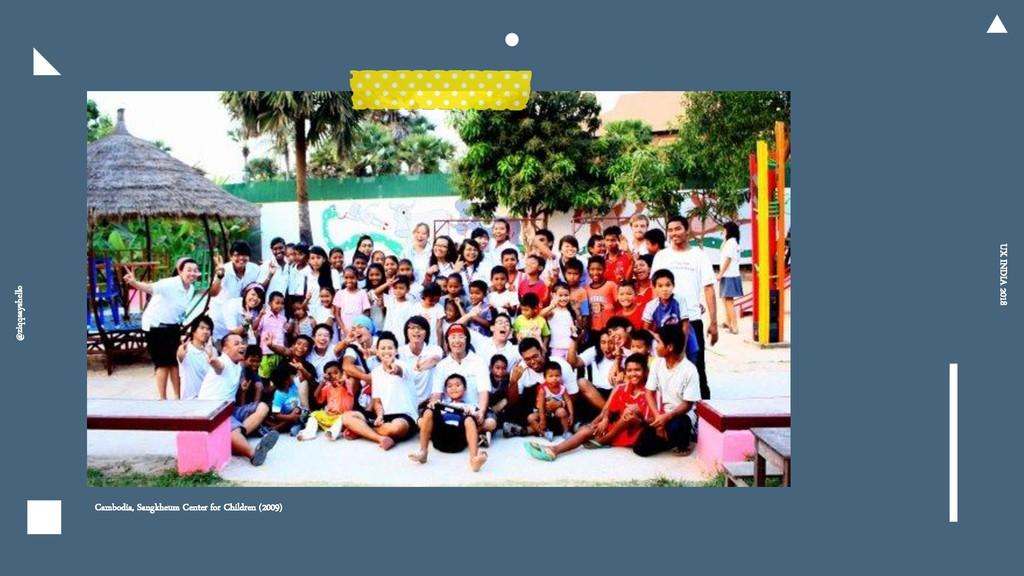 Cambodia, Sangkheum Center for Children (2009) ...
