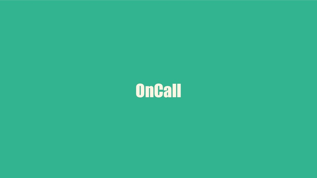 OnCall
