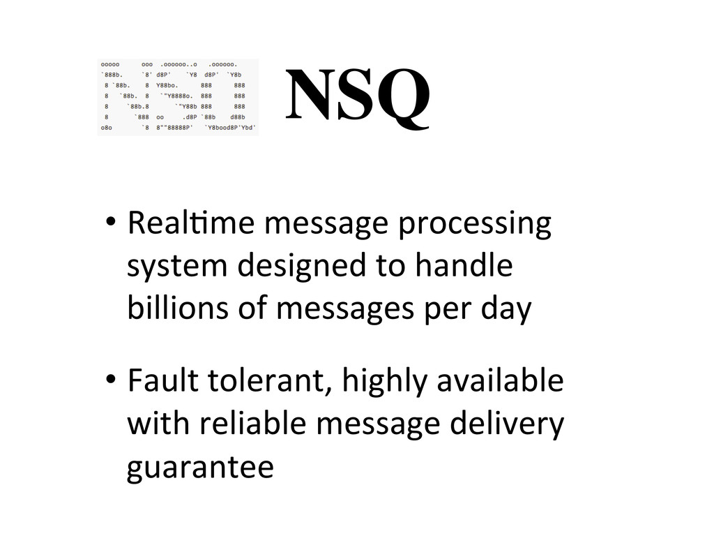 •Real@me message processing  system...
