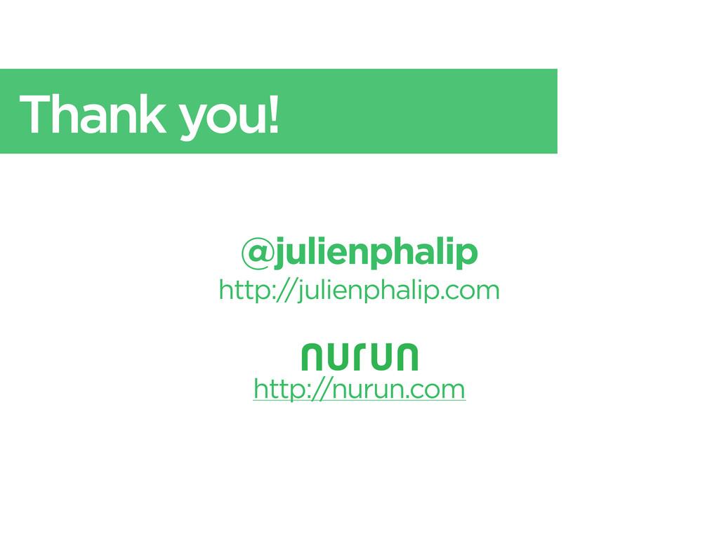 @julienphalip http:/ /julienphalip.com http:/ /...