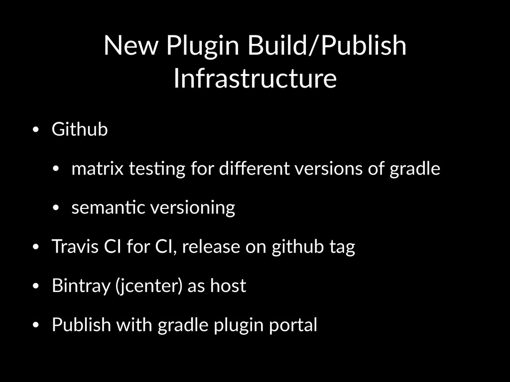 New$Plugin$Build/Publish$ Infrastructure • Gith...