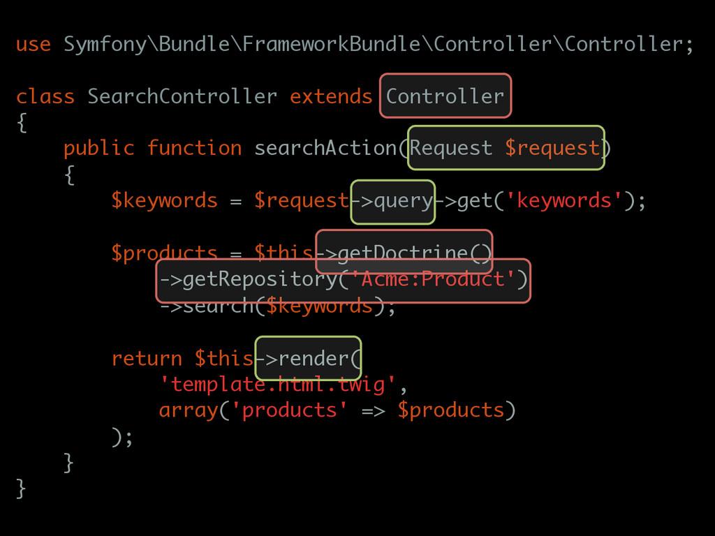 use Symfony\Bundle\FrameworkBundle\Controller\C...