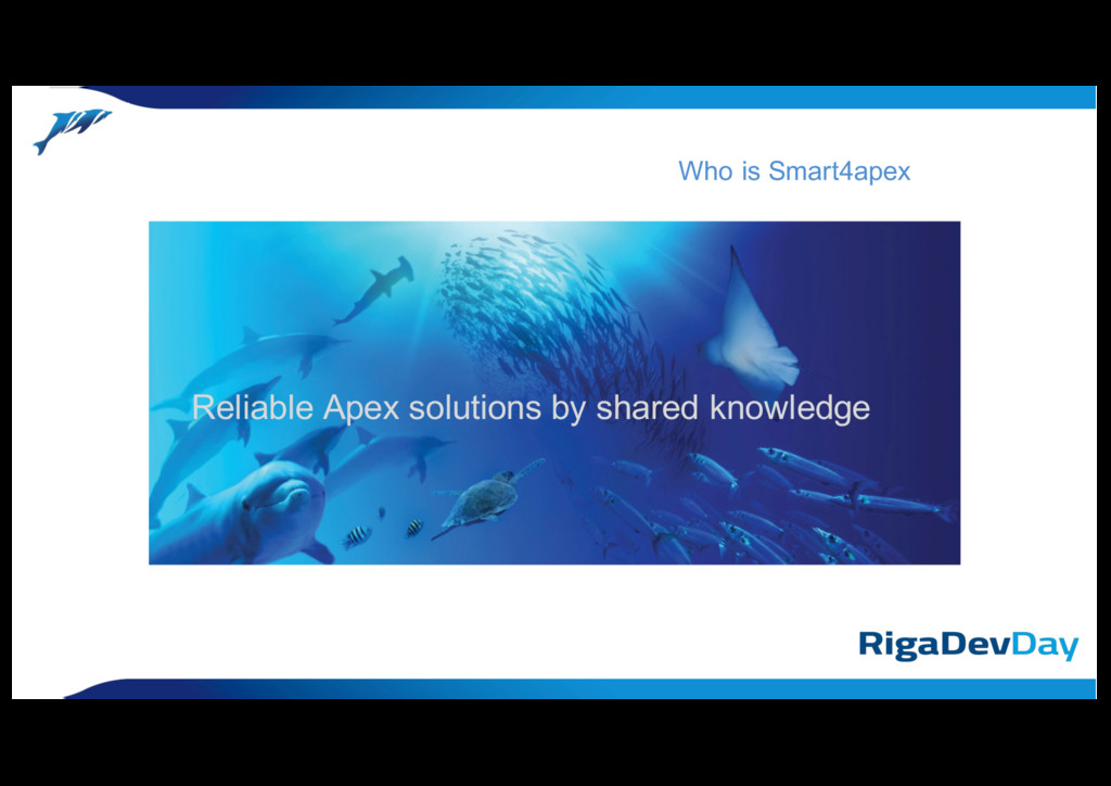 Who is Smart4apex Reliable Apex solutions by sh...