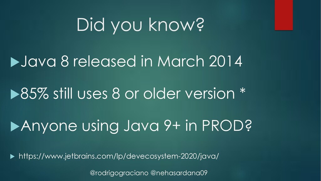 @rodrigograciano Did you know? uJava 8 released...