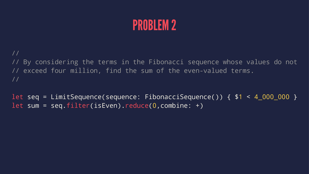 PROBLEM 2 // // By considering the terms in the...