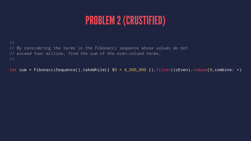 PROBLEM 2 (CRUSTIFIED) // // By considering the...