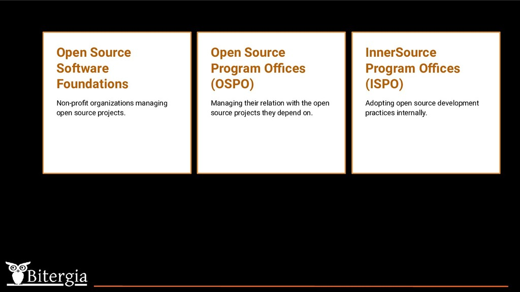 Adopting open source development practices inte...