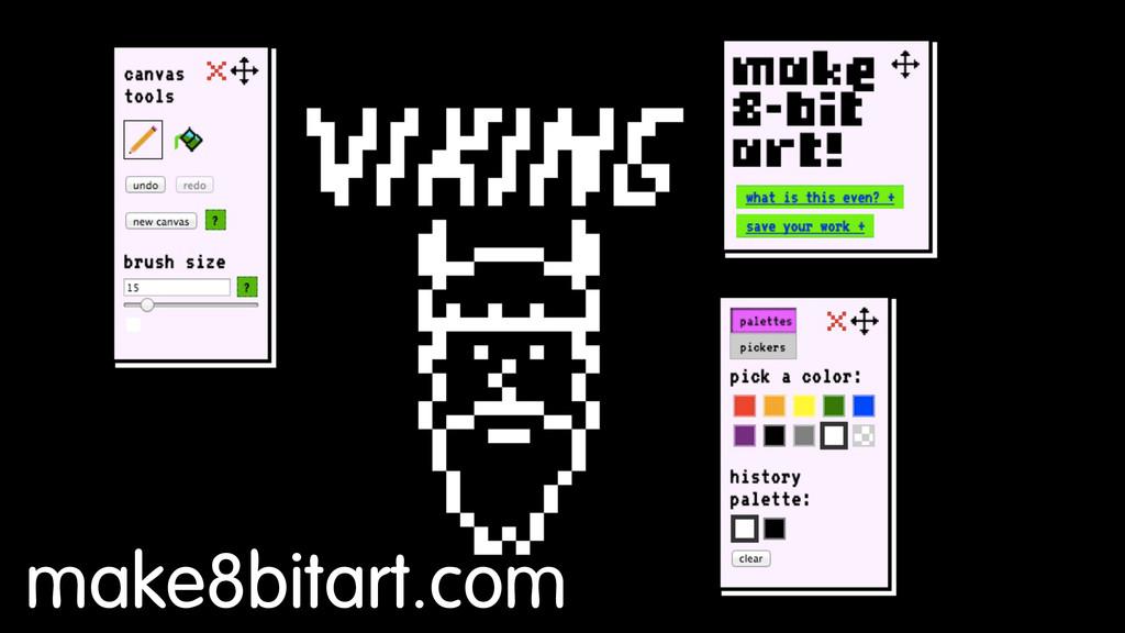 make8bitart.com