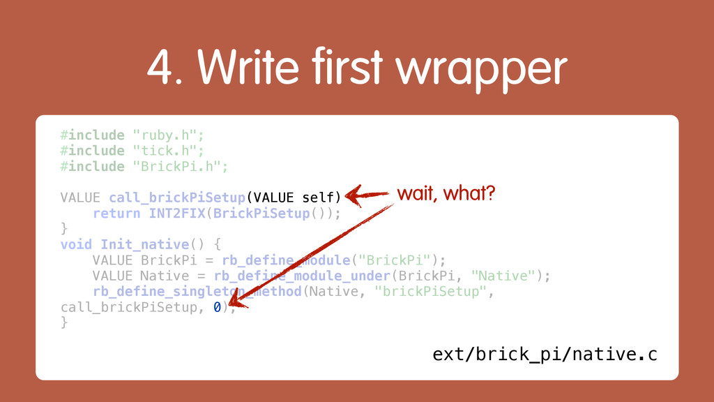 """#include """"ruby.h""""; #include """"tick.h""""; #include ..."""