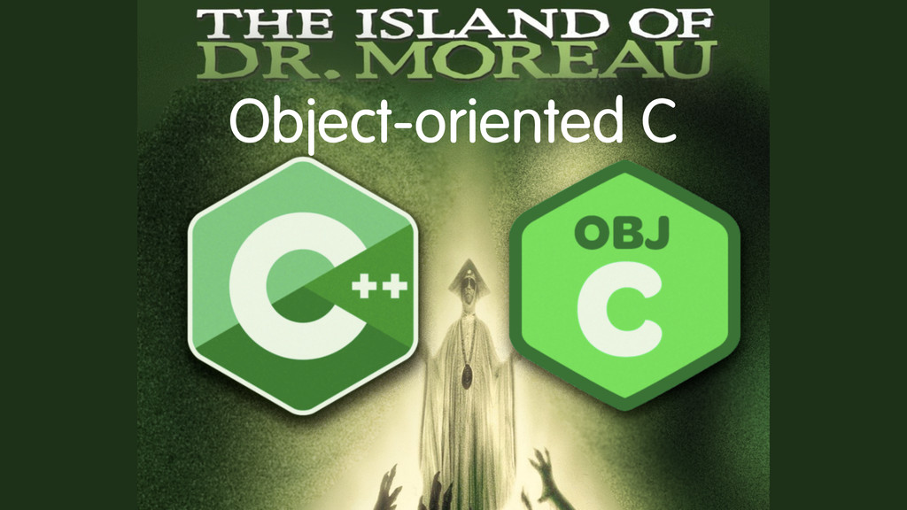 Object-oriented C
