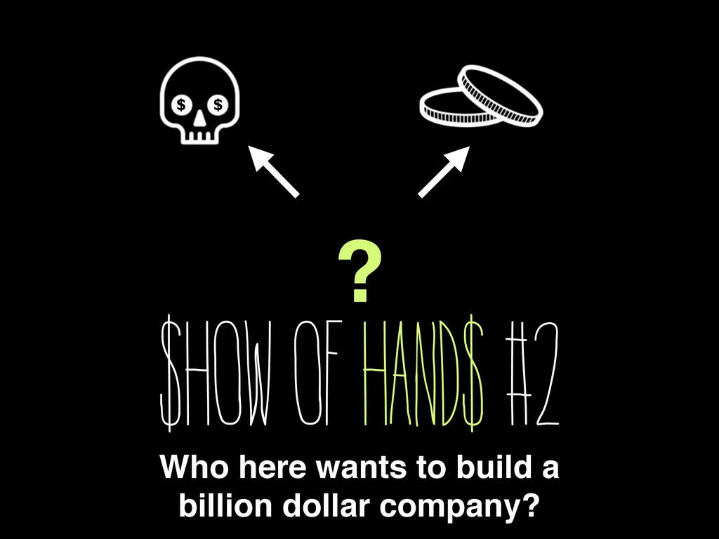 ? $ $ $how of Hand$ #2 Who here wants to build ...