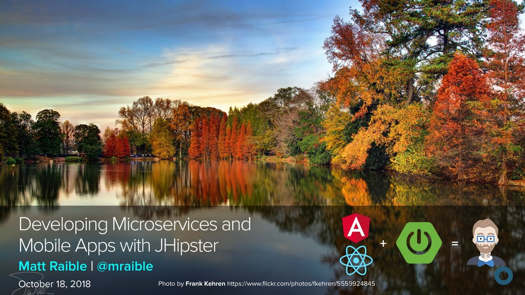 Developing Microservices and Mobile Apps with J...