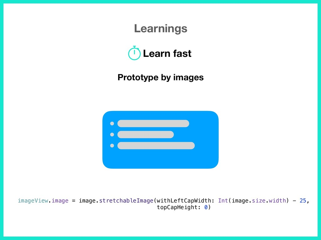 Learnings Prototype by images imageView.image =...