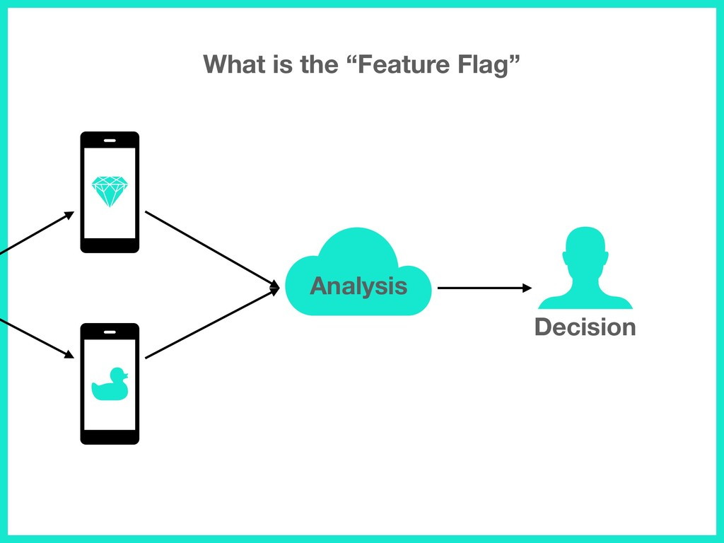 """What is the """"Feature Flag"""" Analysis Decision"""