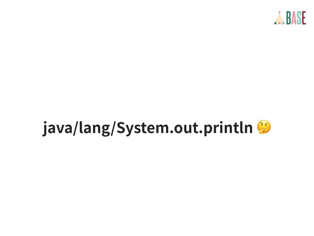 java/lang/System.out.println