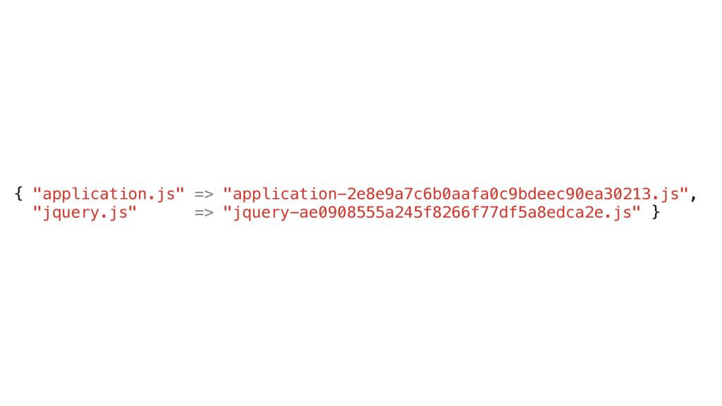 "{ ""application.js"" => ""application-2e8e9a7c6b0a..."
