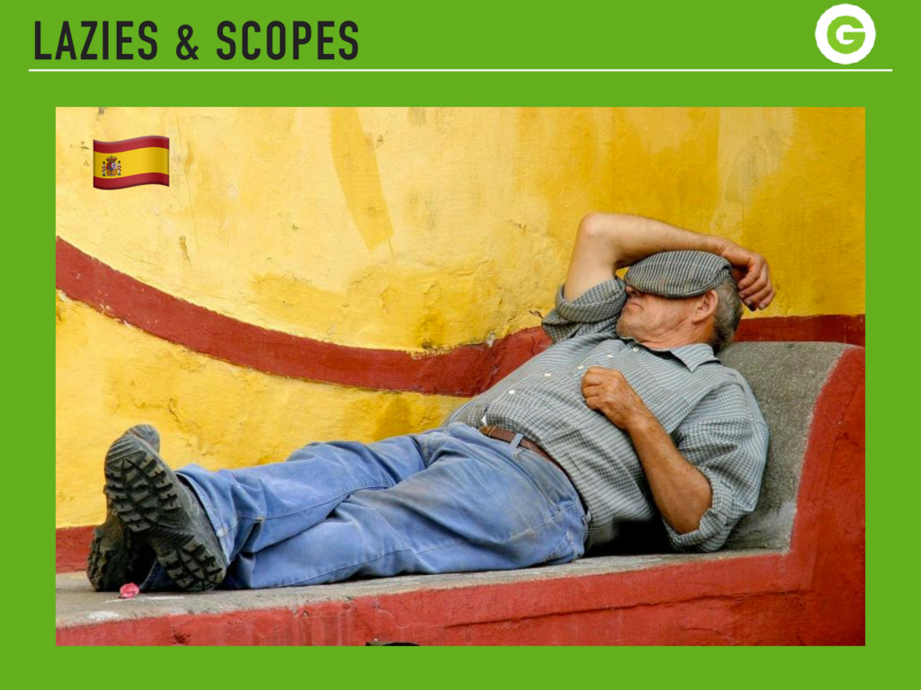 LAZIES & SCOPES %