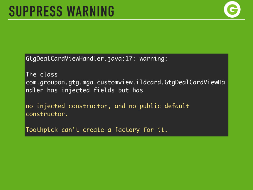 GtgDealCardViewHandler.java:17: warning: The cl...