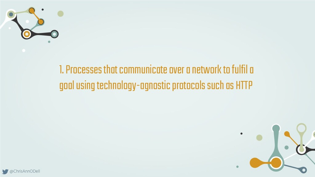 @ChrisAnnODell 1. Processes that communicate ov...