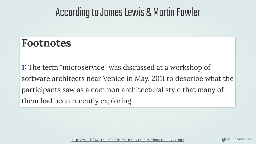 @ChrisAnnODell According to James Lewis & Marti...