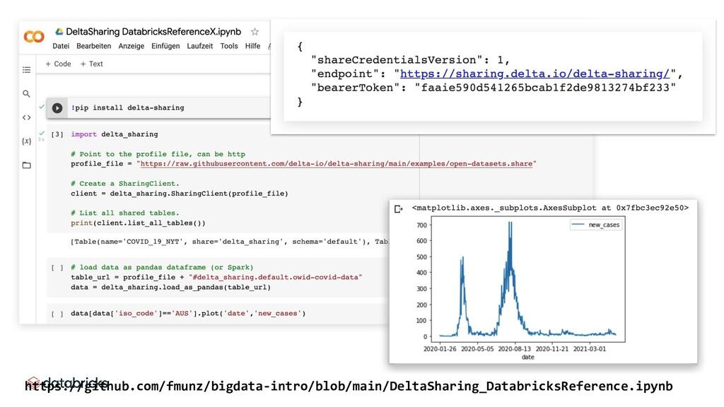 Demo 3 Live updates! Delta Sharing from Databri...