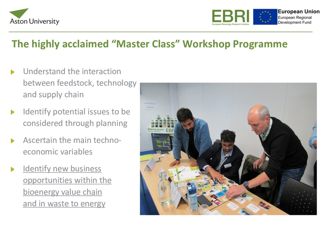 """The highly acclaimed """"Master Class"""" Workshop Pr..."""