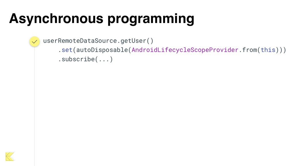 Asynchronous programming userRemoteDataSource.g...