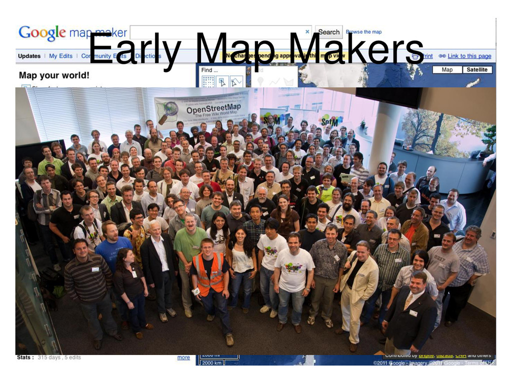 Early Map Makers