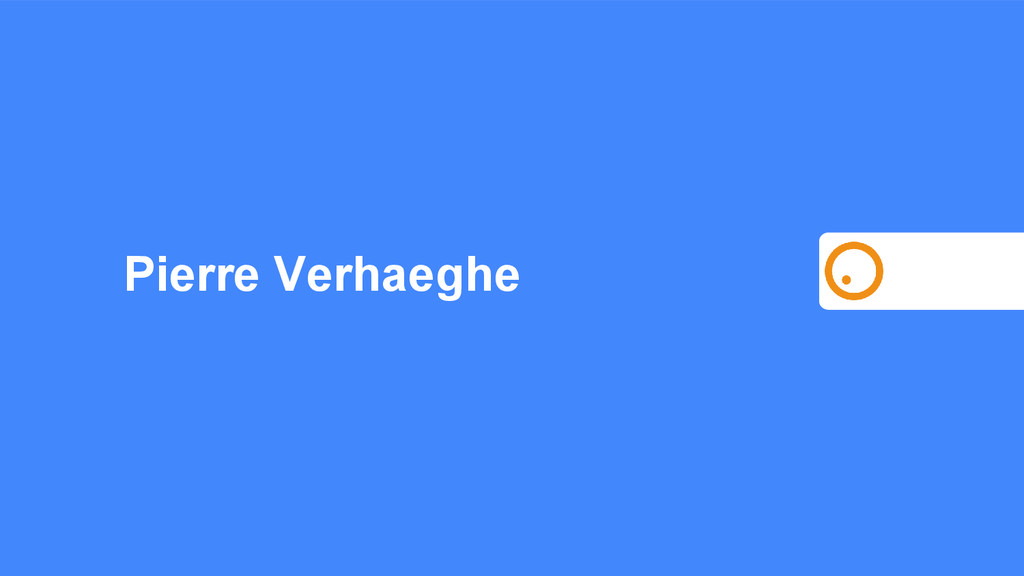 Pierre Verhaeghe