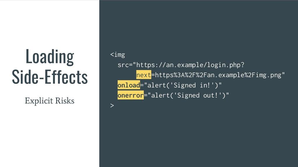 "Loading Side-Effects Explicit Risks <img src=""h..."