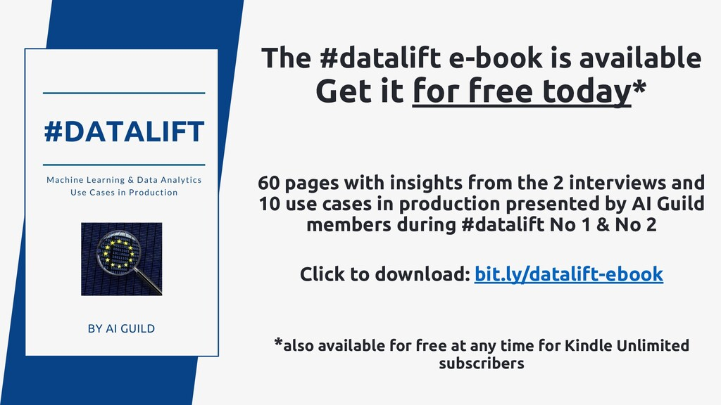 The #datalift e-book is available Get it for fr...
