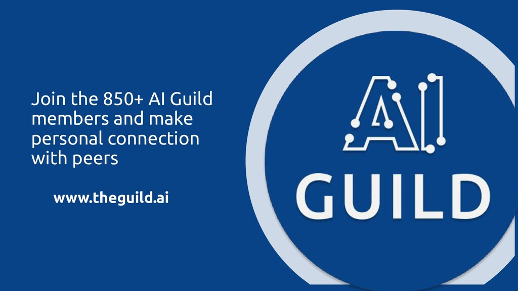 Join the 850+ AI Guild members and make persona...
