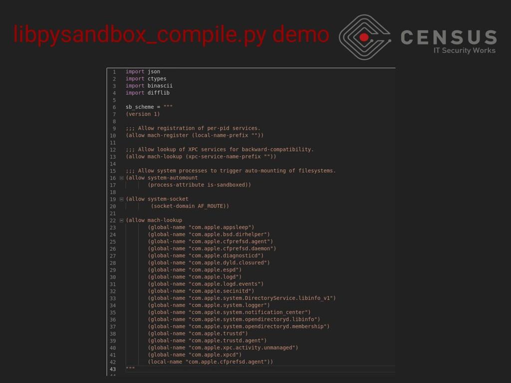 libpysandbox_compile.py demo