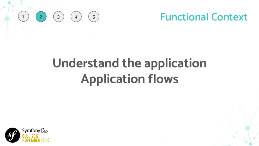 Functional Context Understand the application A...