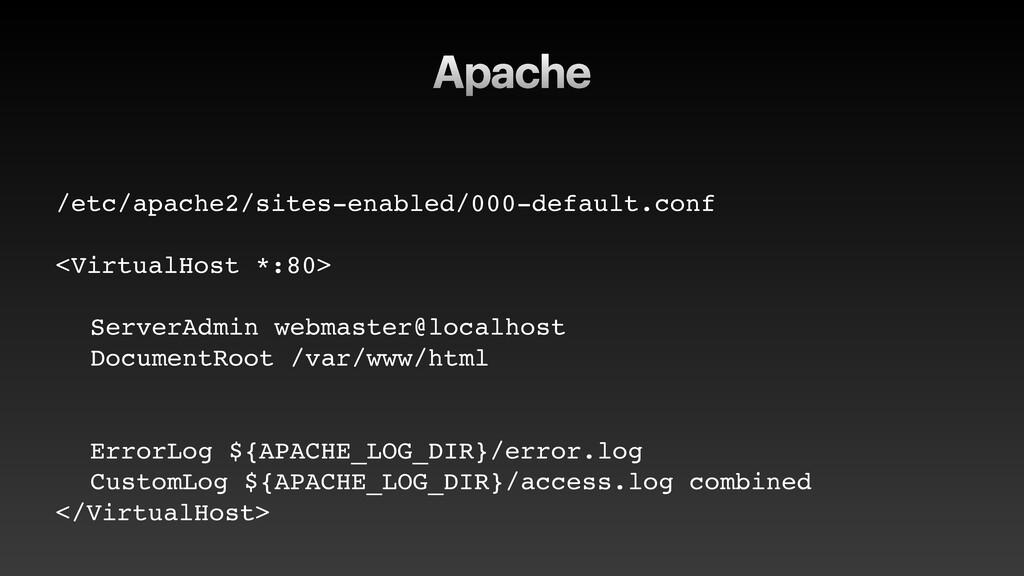 Apache /etc/apache2/sites-enabled/000-default.c...