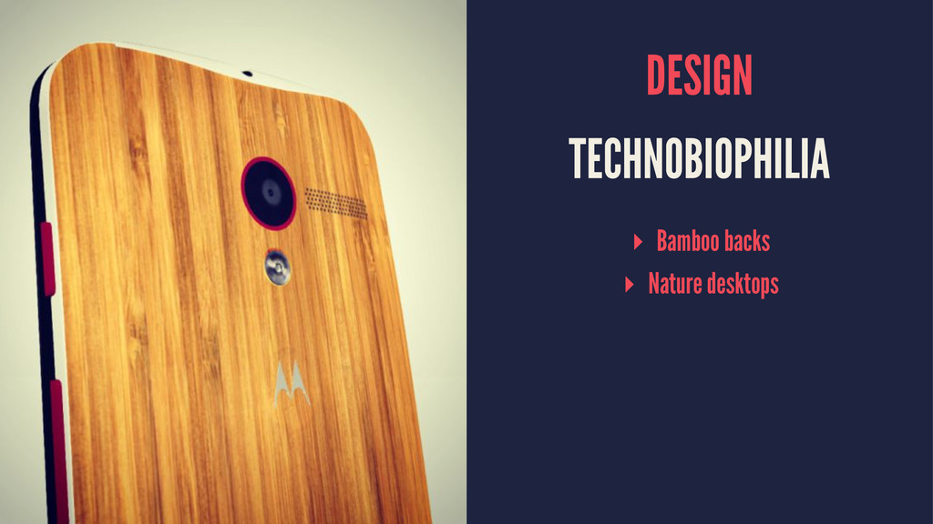 DESIGN TECHNOBIOPHILIA ▸ Bamboo backs ▸ Nature ...