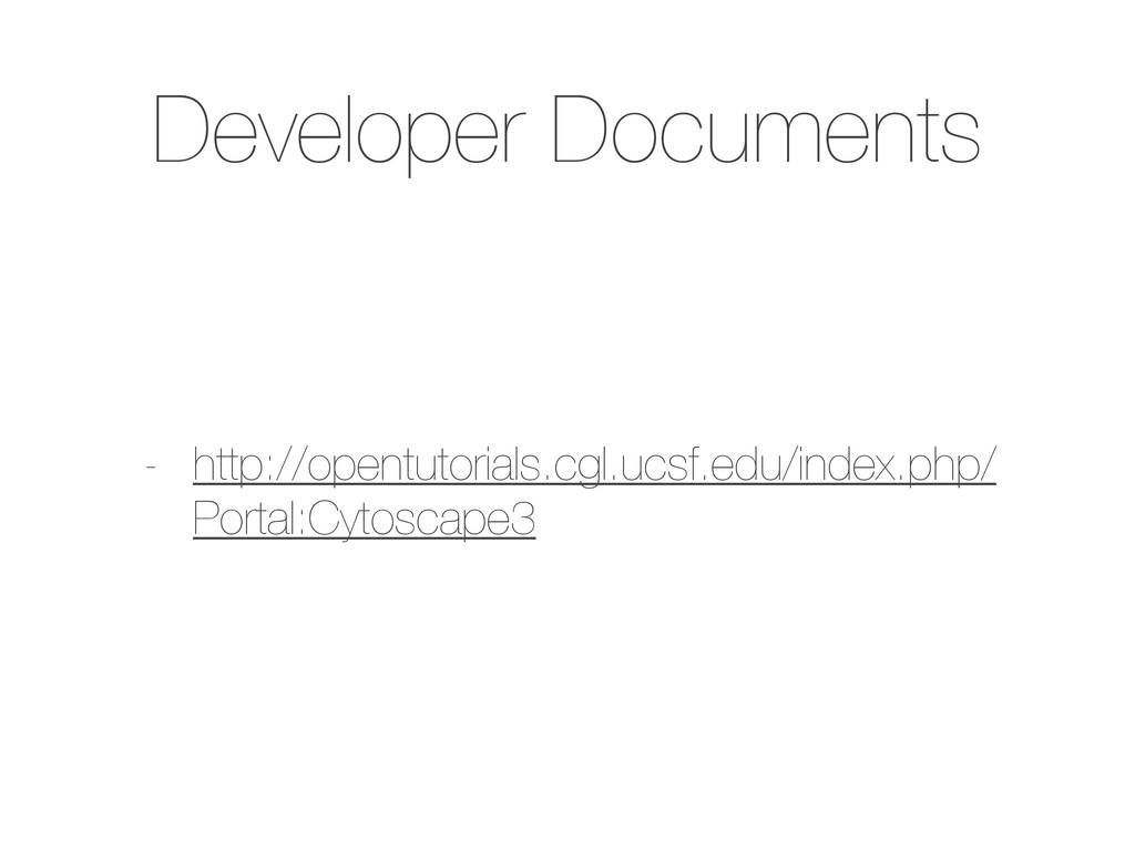 Developer Documents - http://opentutorials.cgl....