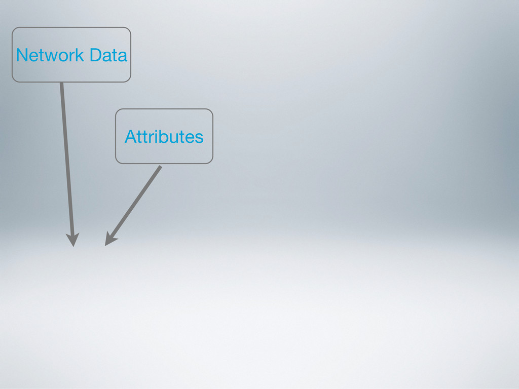 Network Data Attributes
