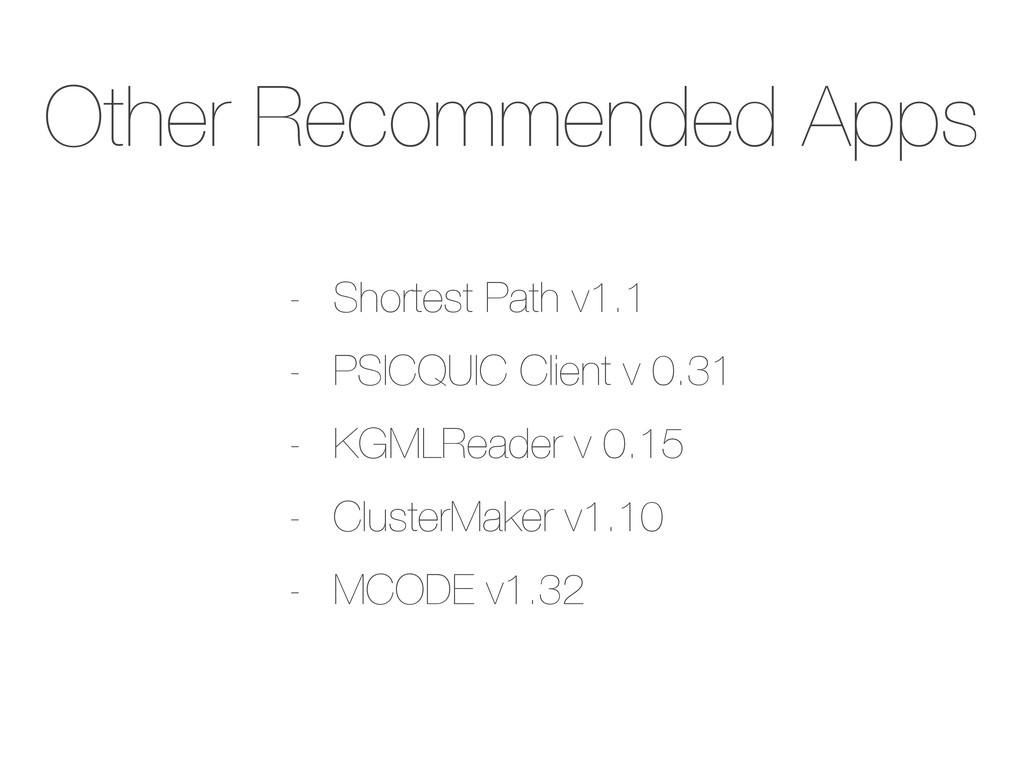 Other Recommended Apps - Shortest Path v1.1 - P...
