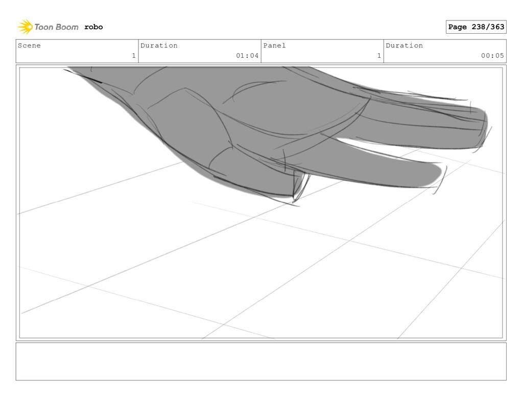 Scene 1 Duration 01:04 Panel 1 Duration 00:05 r...