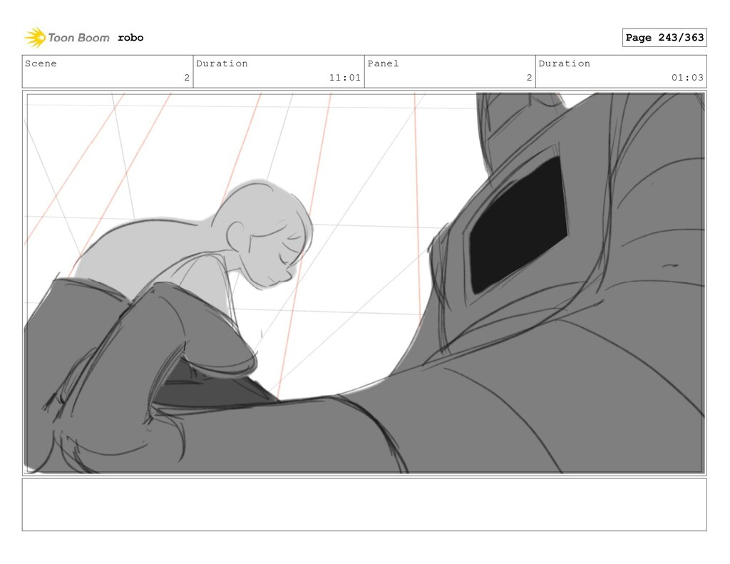 Scene 2 Duration 11:01 Panel 2 Duration 01:03 r...