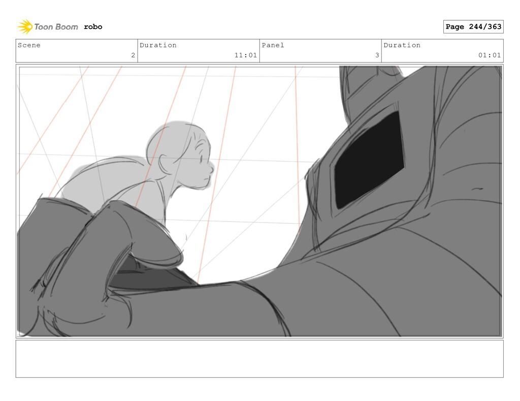 Scene 2 Duration 11:01 Panel 3 Duration 01:01 r...