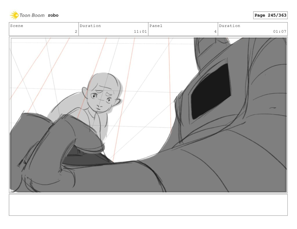 Scene 2 Duration 11:01 Panel 4 Duration 01:07 r...