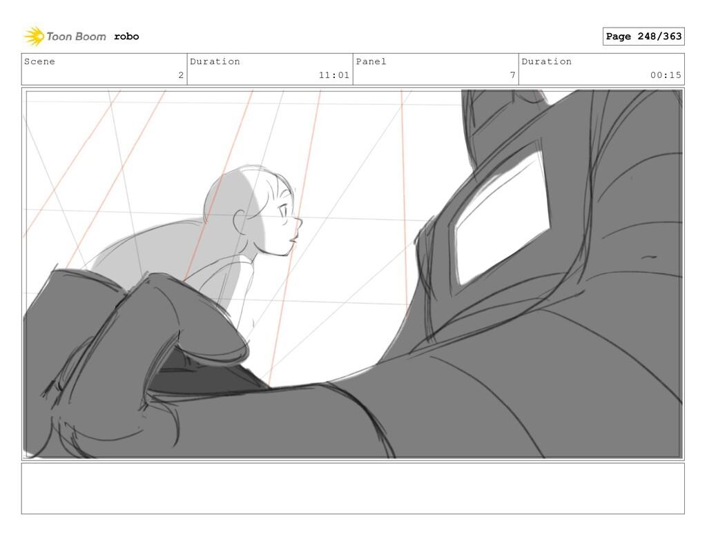 Scene 2 Duration 11:01 Panel 7 Duration 00:15 r...