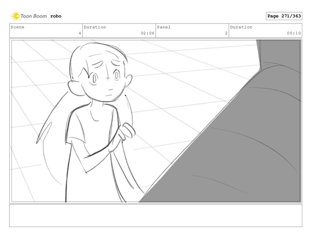 Scene 4 Duration 02:06 Panel 2 Duration 00:10 r...