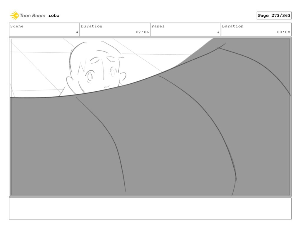 Scene 4 Duration 02:06 Panel 4 Duration 00:08 r...