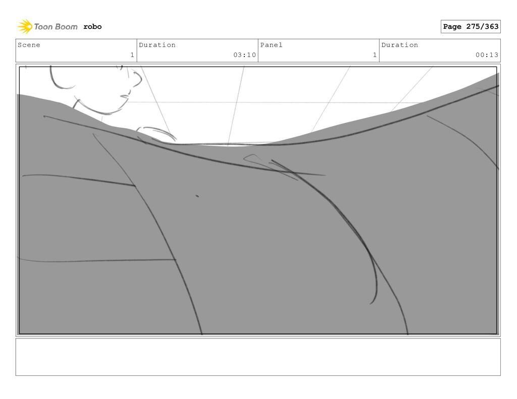 Scene 1 Duration 03:10 Panel 1 Duration 00:13 r...