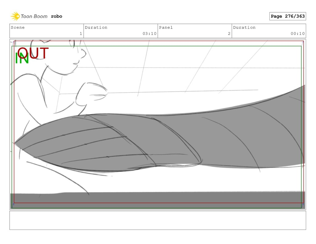 Scene 1 Duration 03:10 Panel 2 Duration 00:10 r...