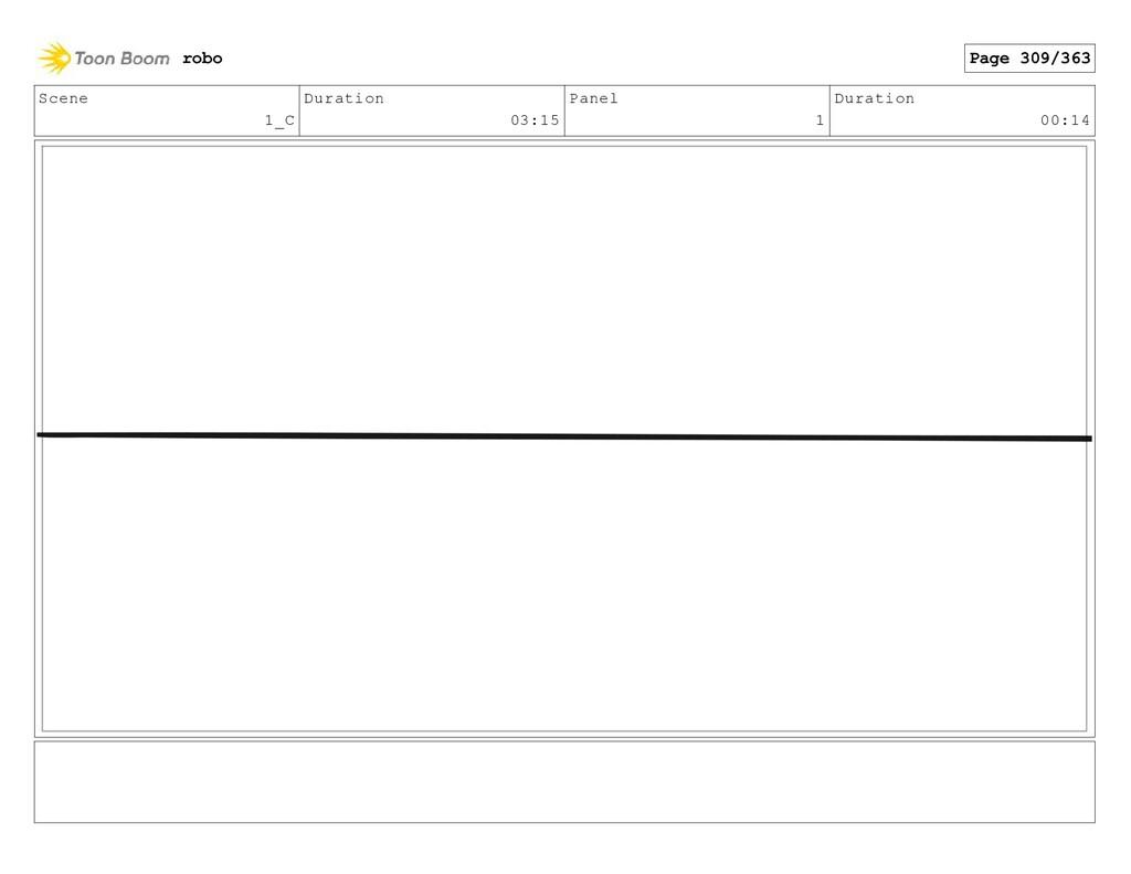 Scene 1_C Duration 03:15 Panel 1 Duration 00:14...